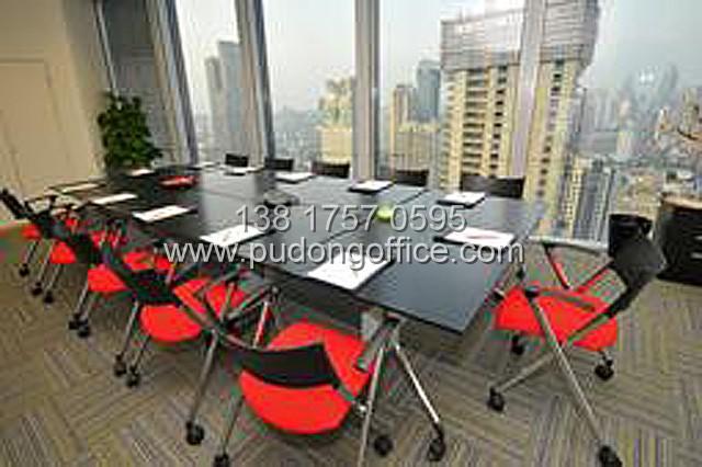 越洋广场静安商务中心(上海静安服务式办公室)_上海商务中心