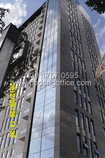 云顶国际商业广场(浦东办公楼)