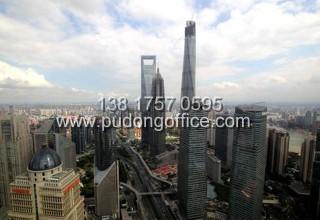 上海中心大厦-浦东陆家嘴办公楼