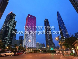 太平金融大厦-上海浦东陆家嘴写字楼