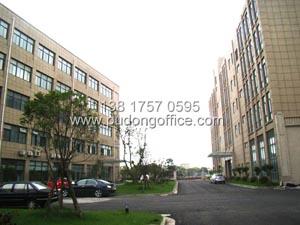 上海节能环保科技园-浦江办公楼
