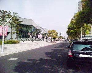 逸飞创意街-浦东世纪公园办公楼