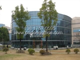 中兴上海智慧园-上海浦东办公楼