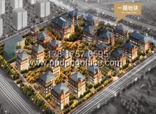 康桥E-one-上海浦东康桥办公楼