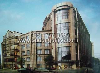 金桥金融科技产业园-浦东金桥办公楼