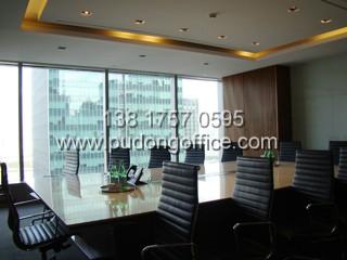 上海环球金融中心-上海服务式办公室_上海商务中心