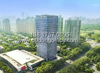 紫竹国际大厦-浦东世纪公园办公楼