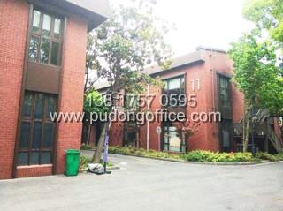 鑫桥创意产业园-浦东金桥办公楼