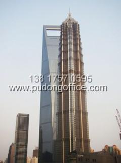 上海环球金融中心-浦东陆家嘴写字楼