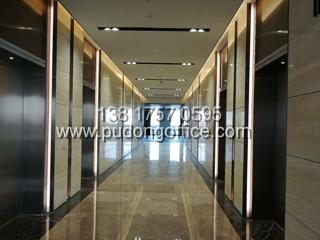 上海鲁能国际中心-浦东世博滨江办公楼