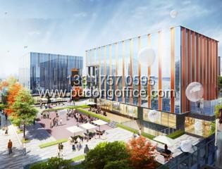 张江AI未来街区-浦东张江办公楼
