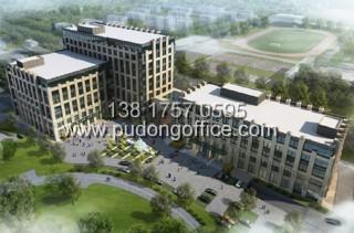 盛大全球研发中心-浦东张江写字楼