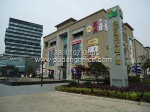 金桥国际商业广场(浦东金桥写字楼)