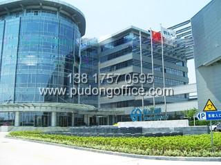 怡亚通广场-浦东金桥办公楼