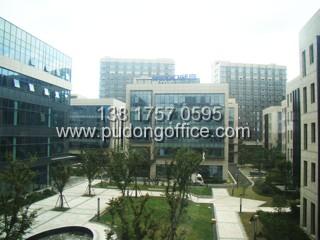 华虹创新园-浦东金桥办公楼