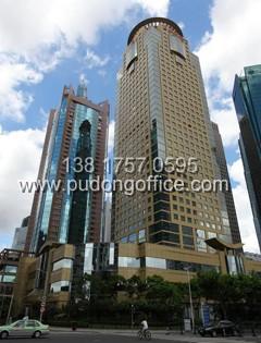 华夏银行大厦-浦东陆家嘴办公楼