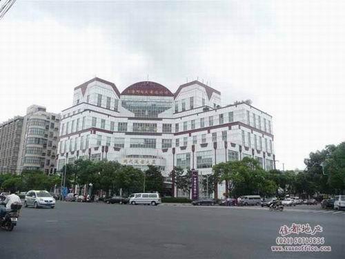 现代通信大厦(浦东金桥写字楼)