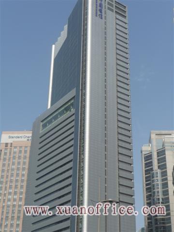 上海信息大楼(浦东陆家嘴办公房)