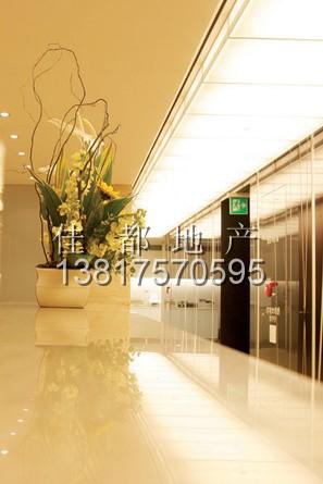香港新世界大厦上海商务中心(上海服务式办公室)_上海联合办公
