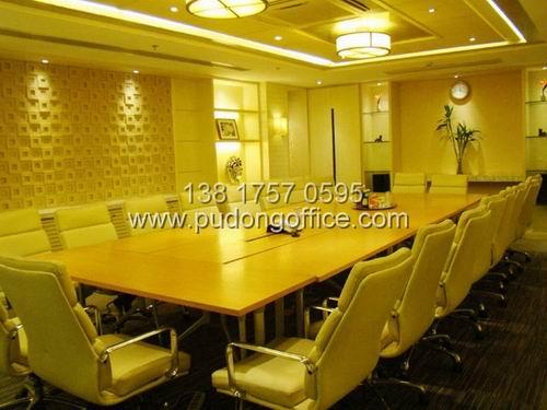 新虹桥中心大厦上海商务中心(上海长宁服务式办公室)_上海商务中心