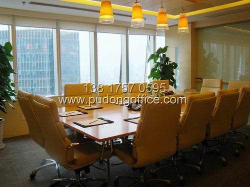 汤臣金融大厦上海商务中心(上海浦东服务式办公室)_上海联合办公