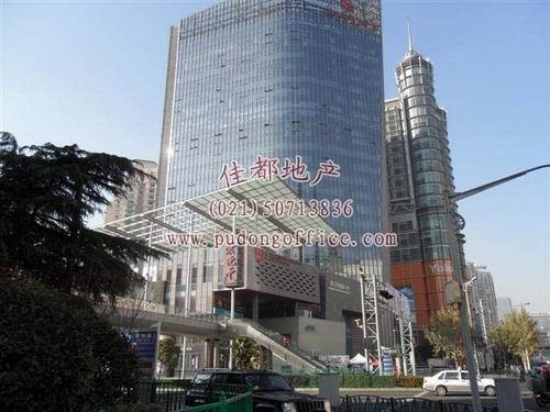 上海湾大厦(浦东八佰伴写字楼)