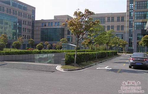张江医疗器械园(浦东张江写字楼)
