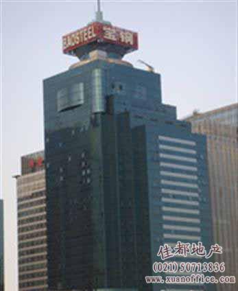 宝钢工贸大厦(浦东金桥办公楼)