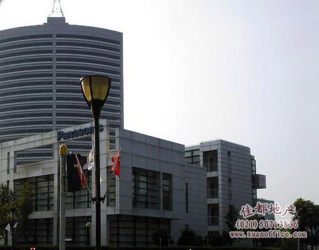 总部峰汇(浦东外高桥办公楼)