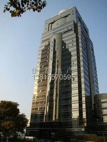 上海上海浦东新区八佰伴商务中心汤臣金融大厦(上海