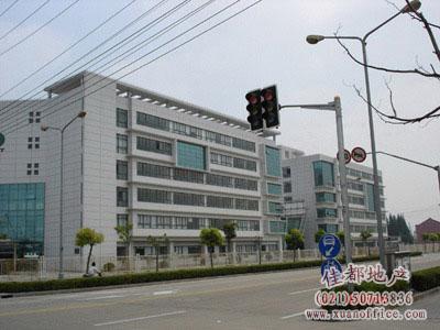 上海中电绿科大厦(浦东北蔡办公楼)
