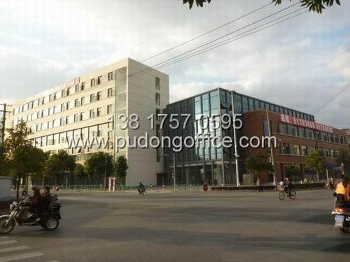 郭家花园商务中心(浦东三林办公楼)_上海创意园